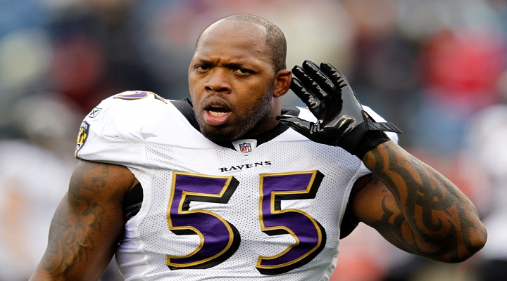"""Terrell Suggs: Ravens LB Thinks Roger Goodell """"Had a Hand"""" in Super Bowl Blackout"""