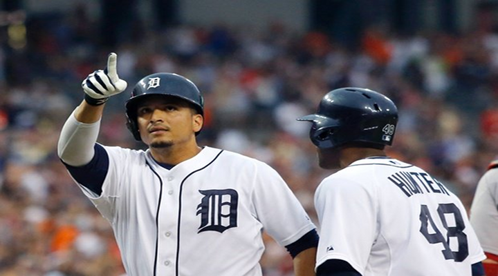 Victor Martinez: Tigers Stay Alive in ALDS After Disputed Home Run Stands After Umpire Replay [Video]