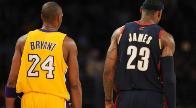 LeBron James & Kobe Bryant Top Forbes' List of 2013 NBA Endorsement Deal Earners