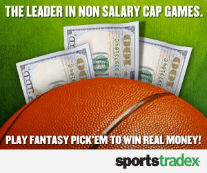 "SportsTradeX.com Enter ""SPORTSCAST"" for FREE $25 Bonus!"