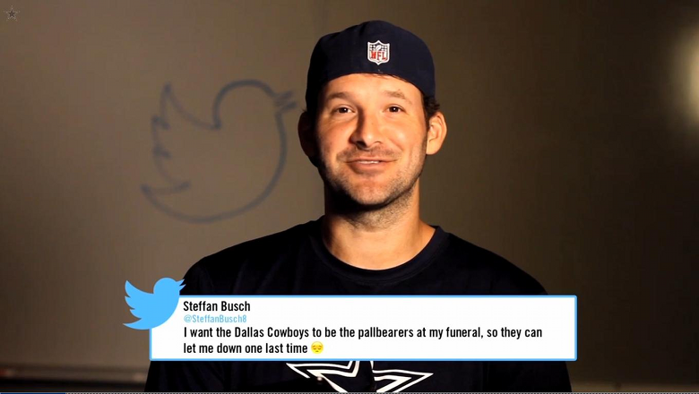 ROMO-MEAN-TWEETS