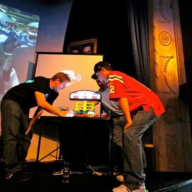#throwbacktuesdays @joshpacheco and @The1Proto taking on the