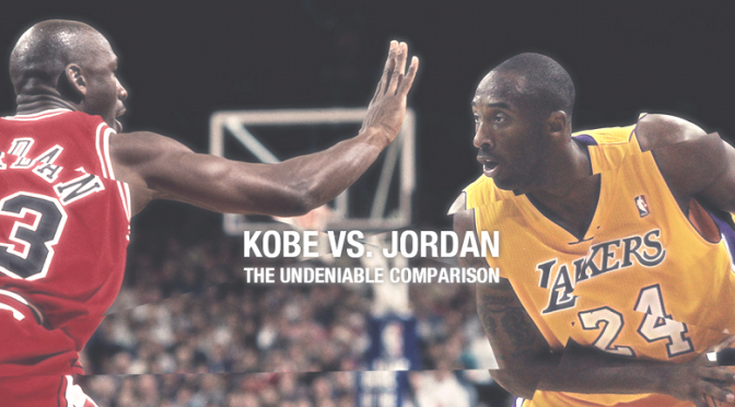 "Kobe Bryant vs. Michael Jordan: ""Identical Plays"" Video Syncs Absolutely Amazing [Video]"