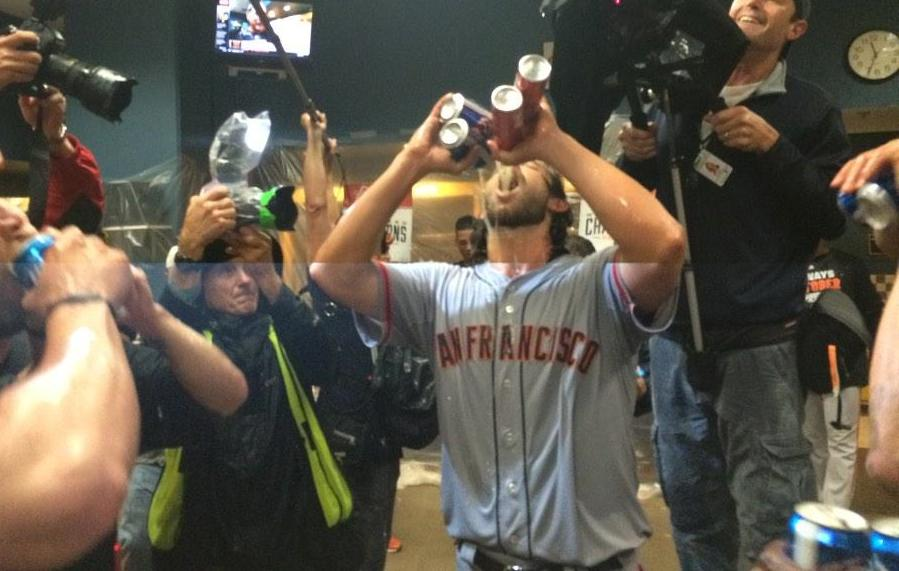 madison-bumgarner-chugs-four-beers