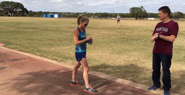 A 44-Year-Old Mom Of Six Just CRUSHED The Beer Mile World Record [Video]