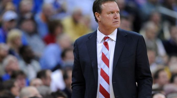 Kansas Coach Bill Self Needed Some Vodka After Kentucky Dismantled The Jayhawks [Video]