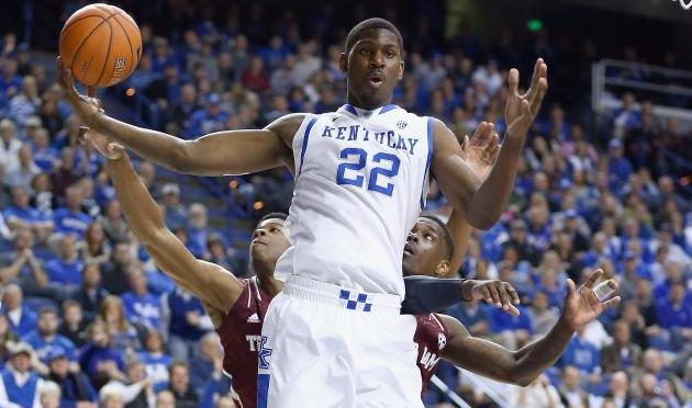 Alex Poythress Tears ACL at a Team Practice, Kentucky Will Have to Adjust Platoon System