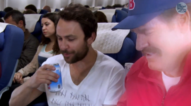 "Wade Boggs Told ""It's Always Sunny in Philadelphia"" Actor Charlie Day He Drank 107 Beers In A Day [Video]"