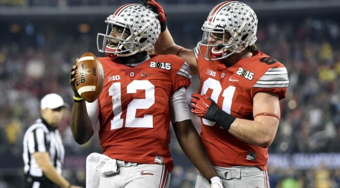 Cardale Jones is Returning to Ohio State