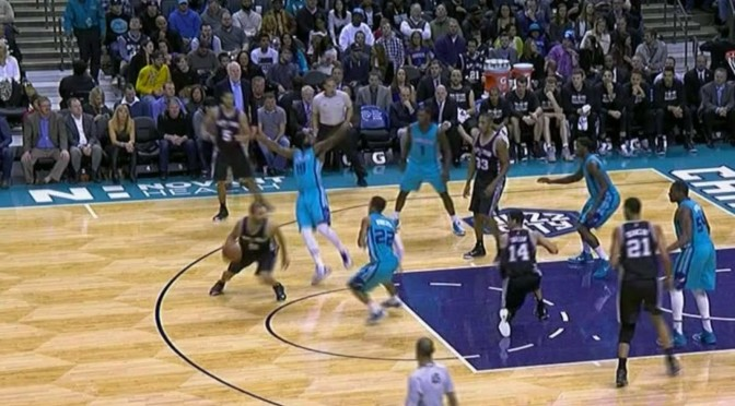 P.J. Hairston Sets Flop Distance Record With One of the Worst Flops Ever [Video]