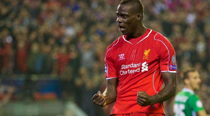 Mario Balotelli Scores First EPL Goal for Liverpool, Provides Massive Win Over Tottenham [Video]