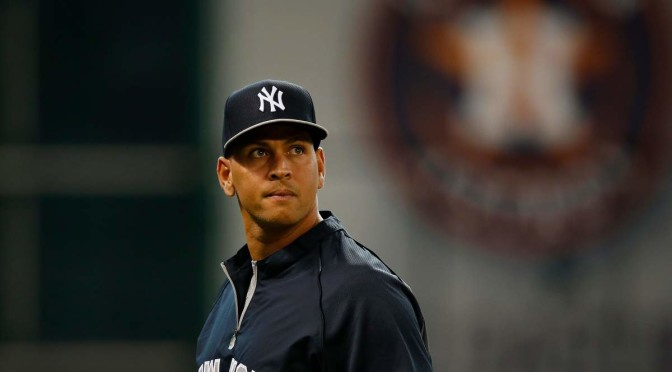 Alex Rodriguez Issues Handwritten Apology to Fans for Role in Biogenesis PED Scandal