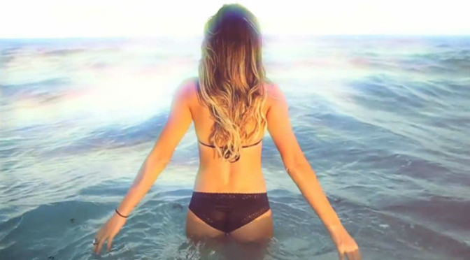 Sexy Surfer Anastasia Ashley Made A Two-Minute Video That's 100% Focused On Her Amazing Butt