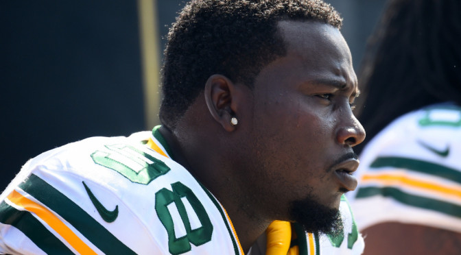 Letroy Guion of the Green Bay Packers Arrested with Two Bags of Marijuana, $190 K in Cash, and a Gun