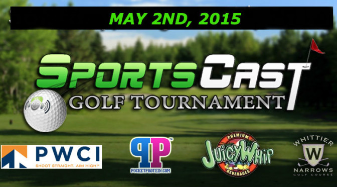 2nd Annual SportsCast Golf Tournament (May 2nd, 2015)