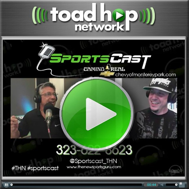 Watch an all new #SportsCast #NFLGameDayShow tonight 6-7:30PM PST on www.TheNewSportsGuru.com! #ItsRadioWorthWatching #IceBoxStudios #NFL #FantasyFootball 818-445-8423 or tweet us @SportsCast_THN