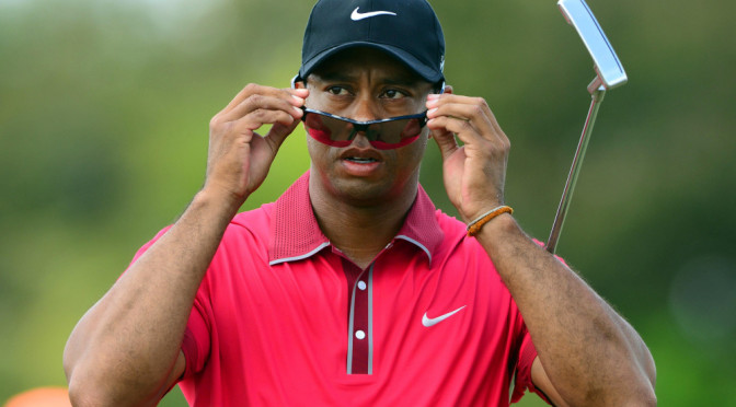 PGA Tour Pro Claims Tiger Woods Is Currently Suspended For PEDs [UPDATE: PGA Spokesman & Woods' Agent Deny Allegations]
