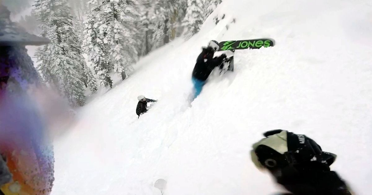 PAY-Buried-snowboarder-rescued